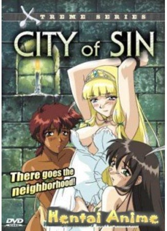 хентай Город греха (Ryoujoku no Machi: Kyouen no Ceremony: City of Sin)